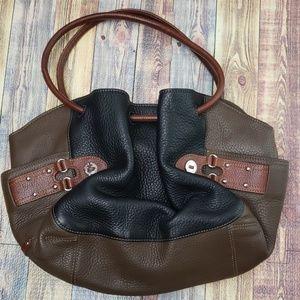 Cole Haan Village Tri-color handbag
